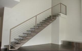 Fotos de Escaleras: barandas para escaleras de hierro