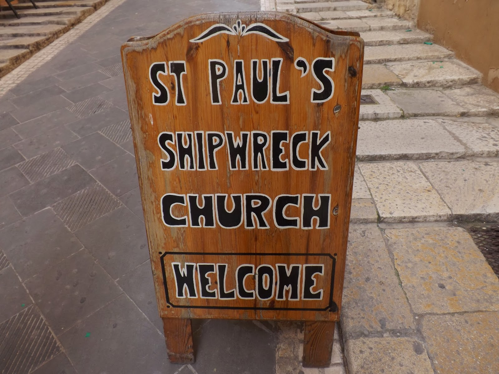 St Paul's Shipwreck Church,  Valletta