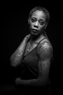 Celebrity Debra Wilson Tattoo Ideas for Women - Debra Wilson Tattoo Design Photo Gallery