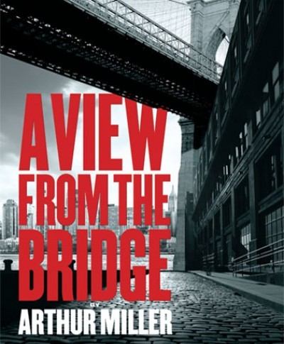an analysis of the characters in a view from the bridge a play by american playwright arthur miller To understand the context of arthur miller's play you need to know a bit about  miller  business failed, they moved to brooklyn, where a view from the bridge is  set  pulitzer prize - and the crucible (1952) confirmed him as a great  playwright  is set in the america of the day and portrays realistic characters and  events.