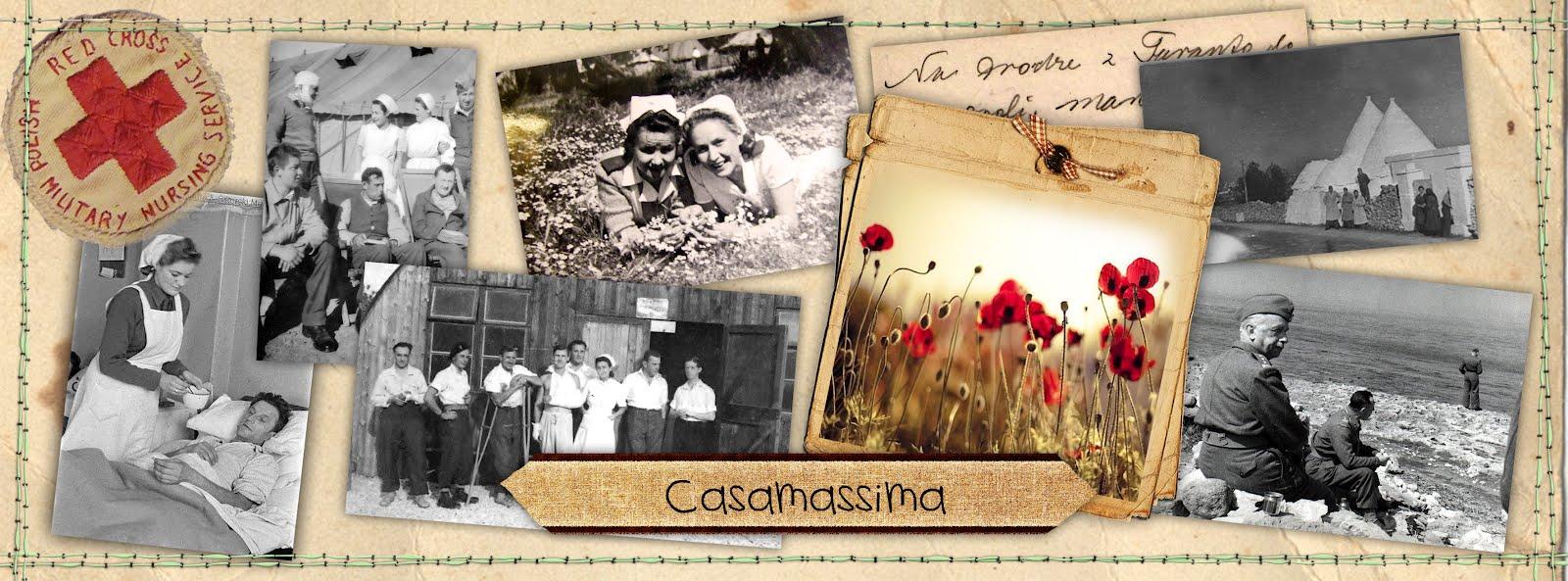w drodze na Monte Cassino była też Casamassima...