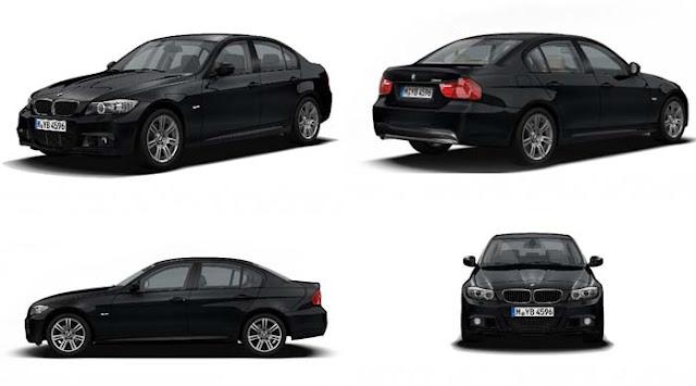 BMW 318i Sport - Preto