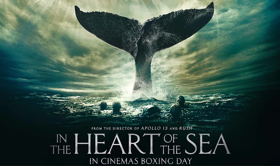 Download Film In The Heart of The Seas (2015) BluRay 720p 480p