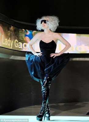 Diversos estilos de Lady Gaga