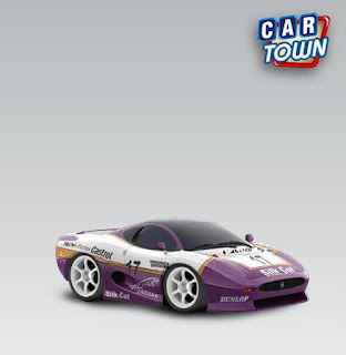 Jaguar XJ220 1992 - Silk Cut