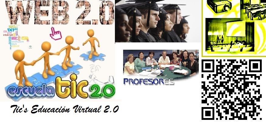 Tic's y la Educacion Virtual 2.0