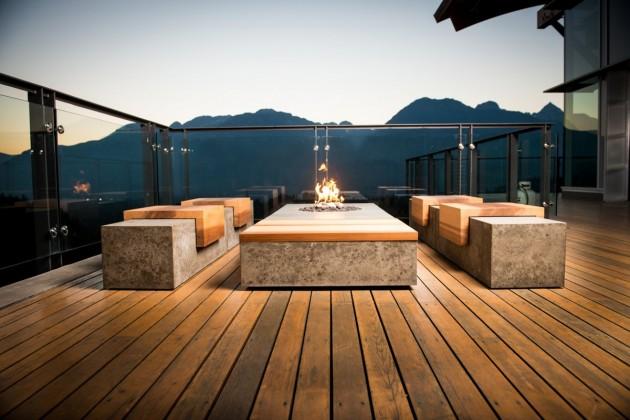 Casas minimalistas y modernas las terrazas modernas i for Terrazas minimalistas fotos