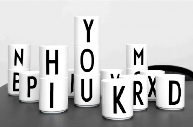 dobre projekty blog kubki design letters. Black Bedroom Furniture Sets. Home Design Ideas