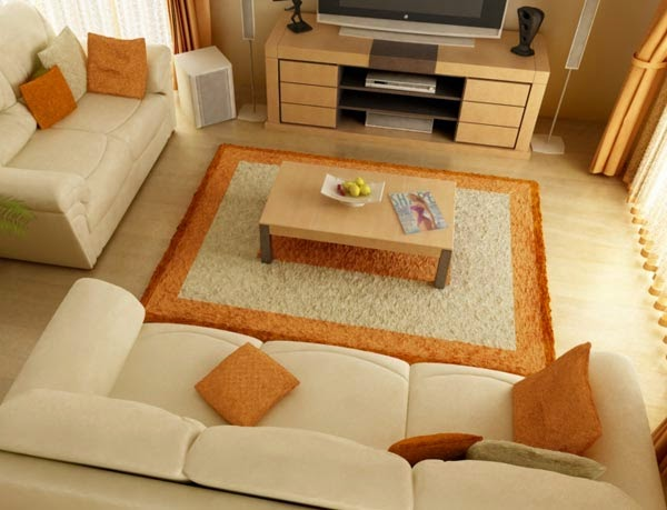 Home Interior Gallery: Drawing Room Setting Ideas