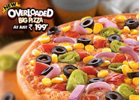Pizza Hut Unlimited Pizza Party Rs.199 :buytoearn