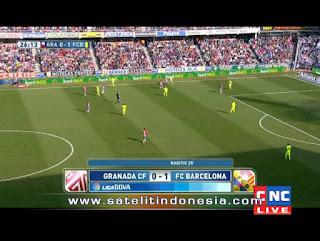 siaran langsung barcelona vs granada