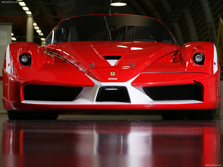 2008 Ferrari FXX Evolution