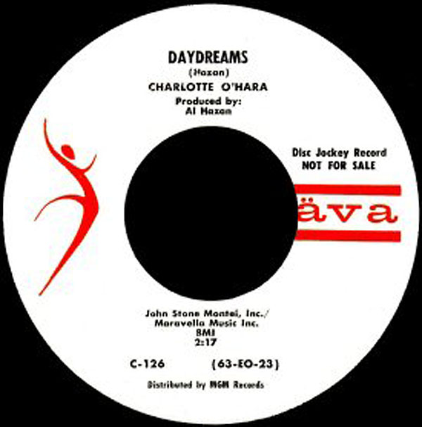 Charlotte OHara Daydreams What About You