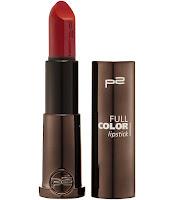 p2 Neuprodukte August 2015 - full color lipstick 040 - www.annitschkasblog.de