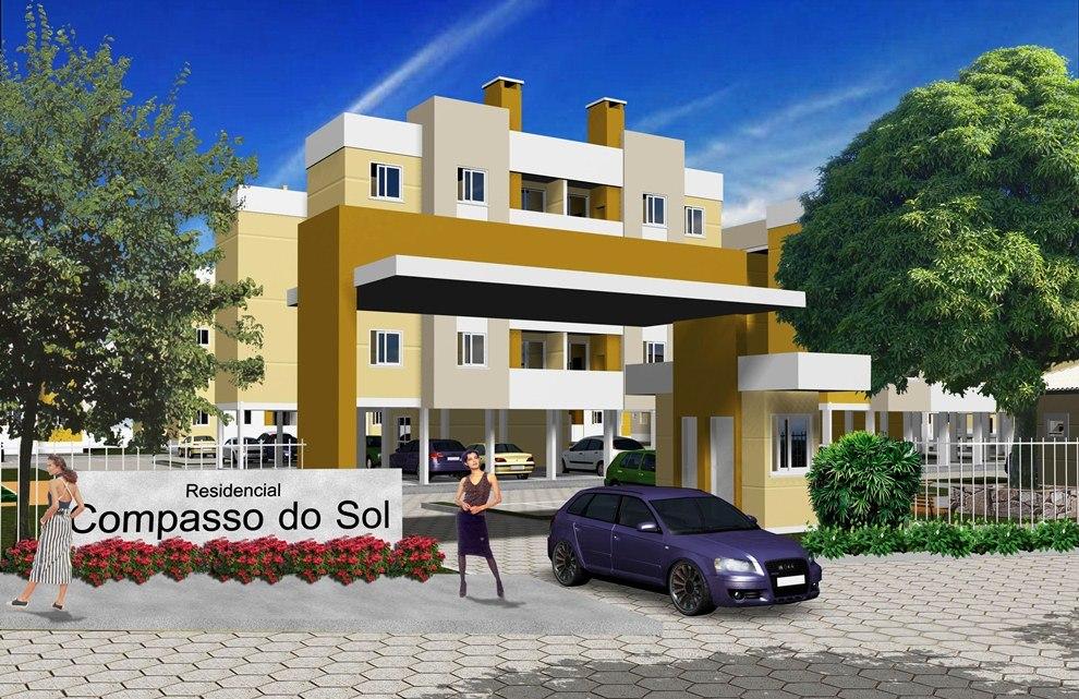 Residencial compasso do sol henrique im veis for Sol residencial