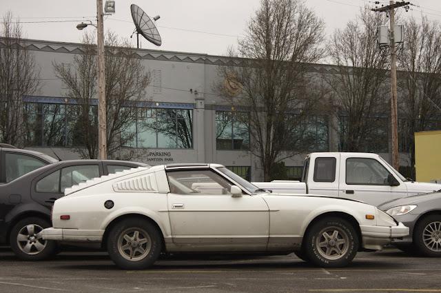 1982 Datsun 280ZX.