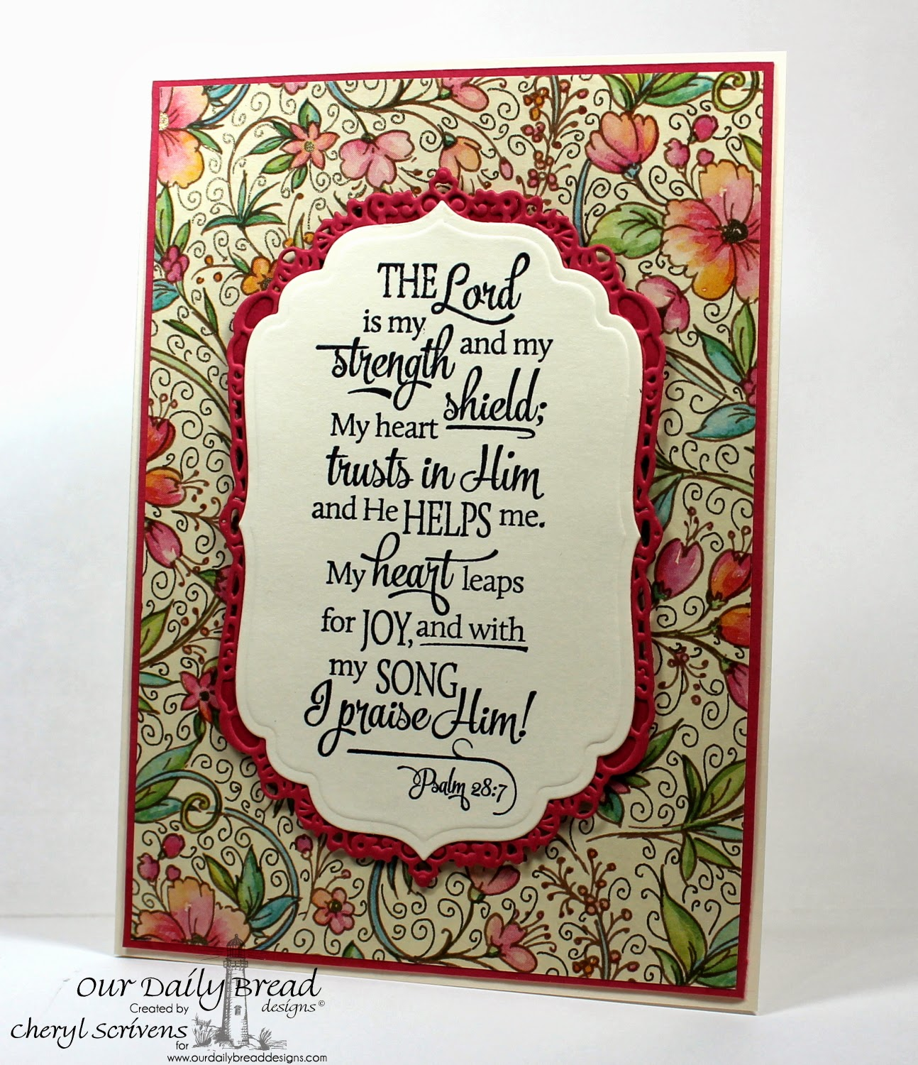 Stamps - Our Daily Bread Designs Scripture Collection 13