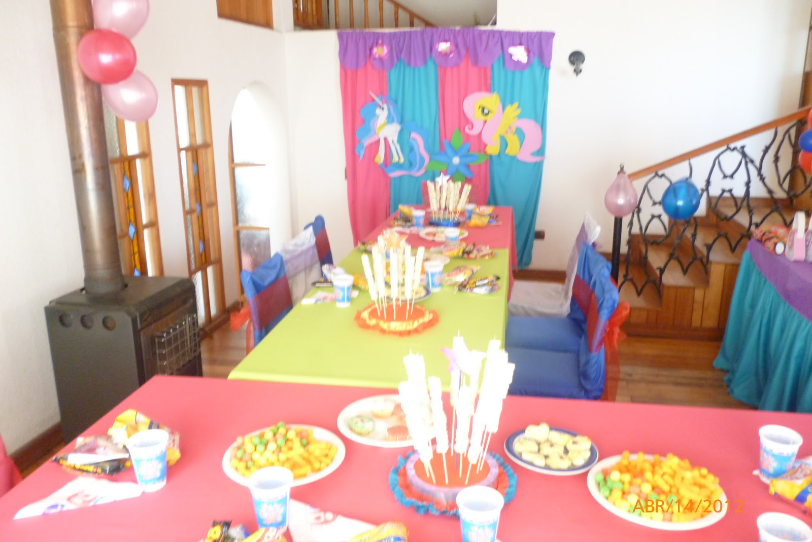 FIESTA MY LITTLE PONY | EVENTOS INFANTILES PARTY HOUSE LA SERENA