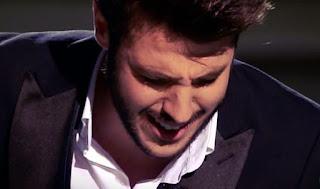 Antonio José canta Aprendiz-Final La Voz 2015