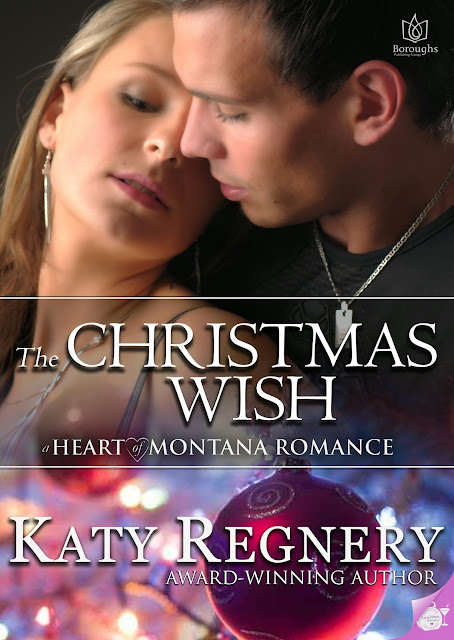 Exclusive Cover Reveal + Giveaway: The Christmas Wish