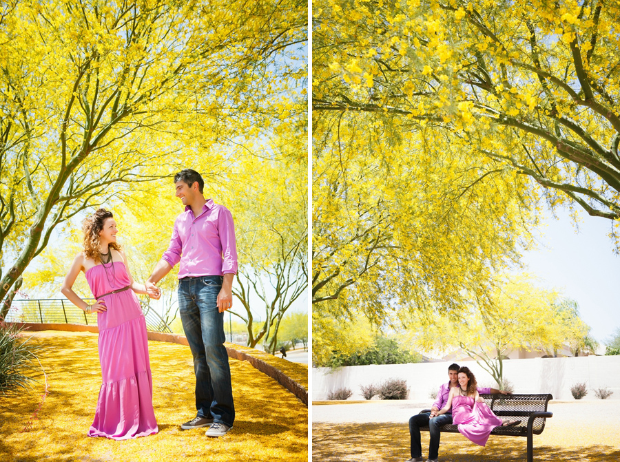 scottsdale engagement session, cyndi hardy photography, arizona