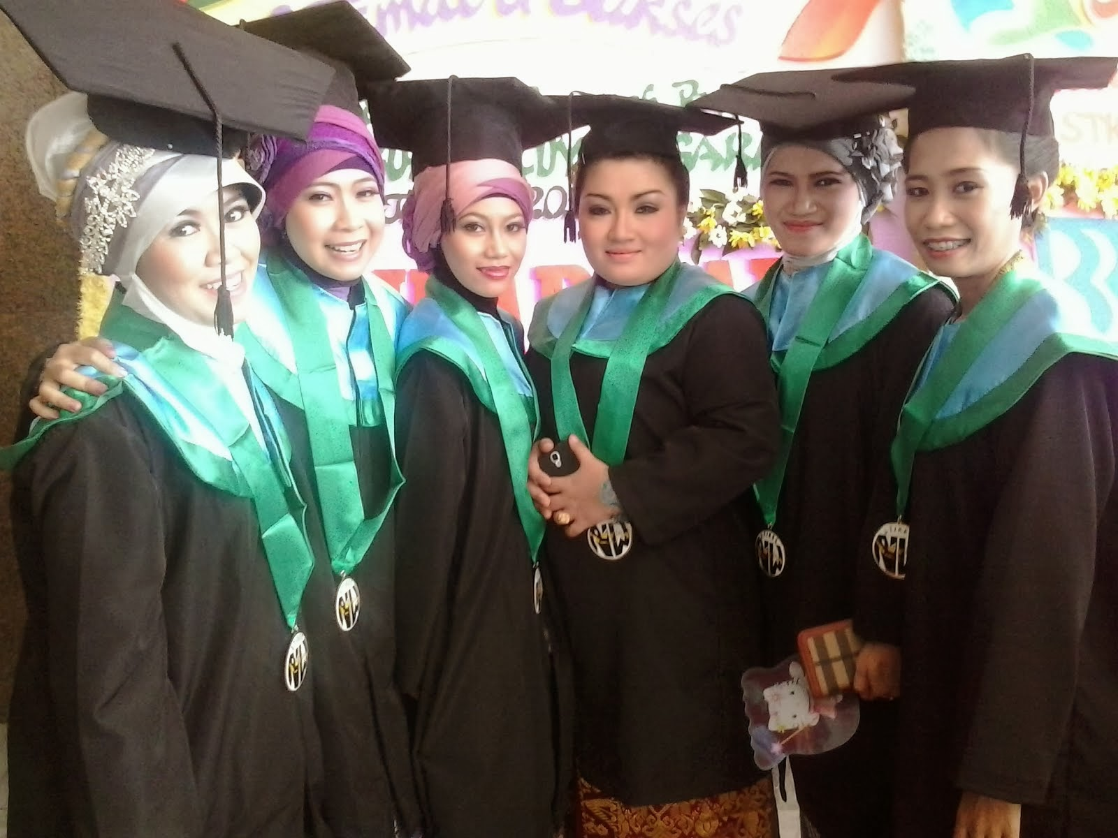 My 2nd Graduation