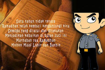 Ucapan Marhaban Ya Ramadhan Menyambut Ramadhan 2014 1435H