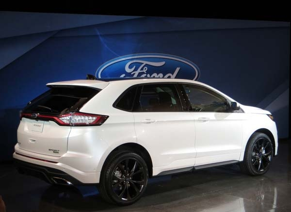 2015 Ford Edge Owners Manual Pdf