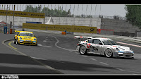 rFactor enduracers mod porsche cup 7