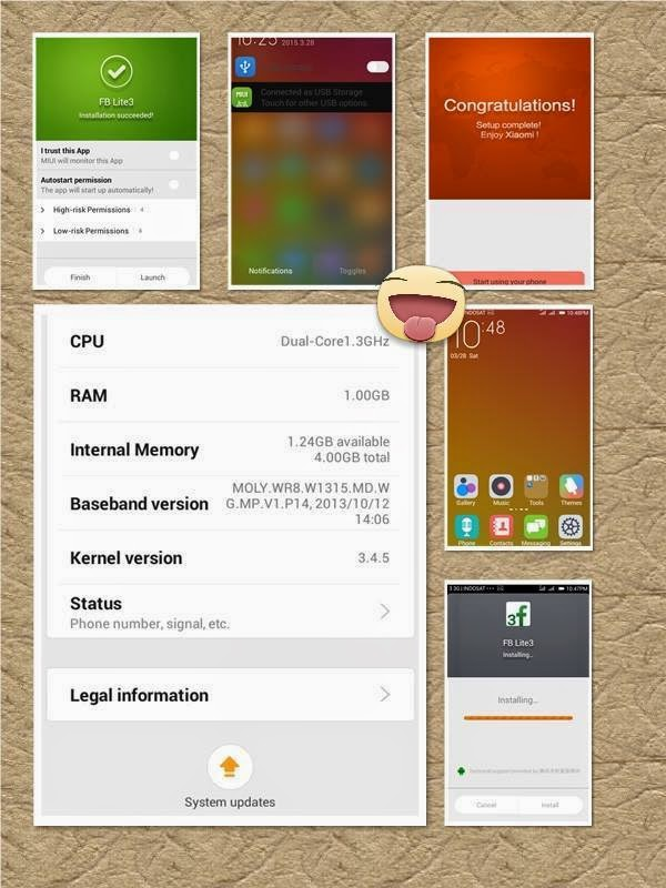 Port rom Miui Lovers download, melengkapi download miui v4,miui v5 miui v6 playstore