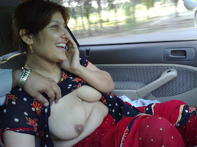 dever enjoying with bhabhi in the car   nudesibhabhi.com