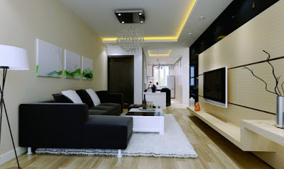 Interior Decoration Living Room Small Design