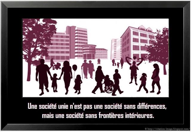 Citation image société
