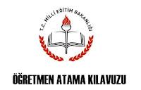 MEB Öğretmen Atama Kılavuzunu Yayınladı!