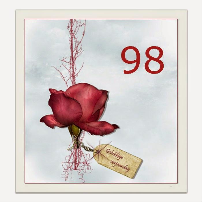 Verjaardagswensen Jaar Moppen Verjaardagswensen 98 Jaar