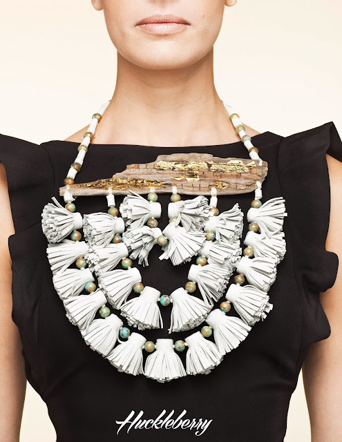 Huckleberry necklace, Hanh Lam, Fashion and Cookies, fashion blog