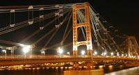 Blog-Electrico.com Led en el puente colgante