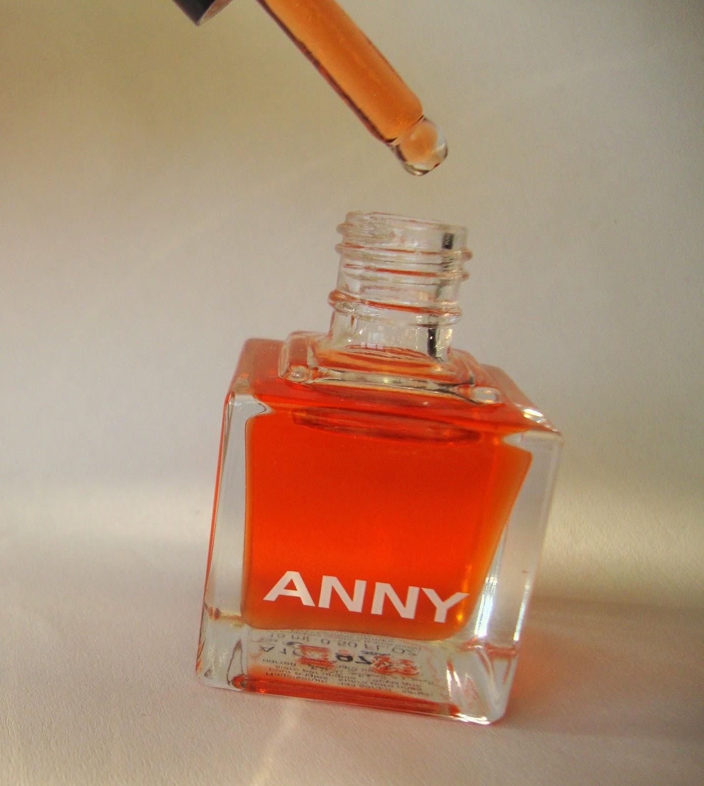 ANNY Ginseng Nail Elixir
