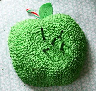 apple party cake