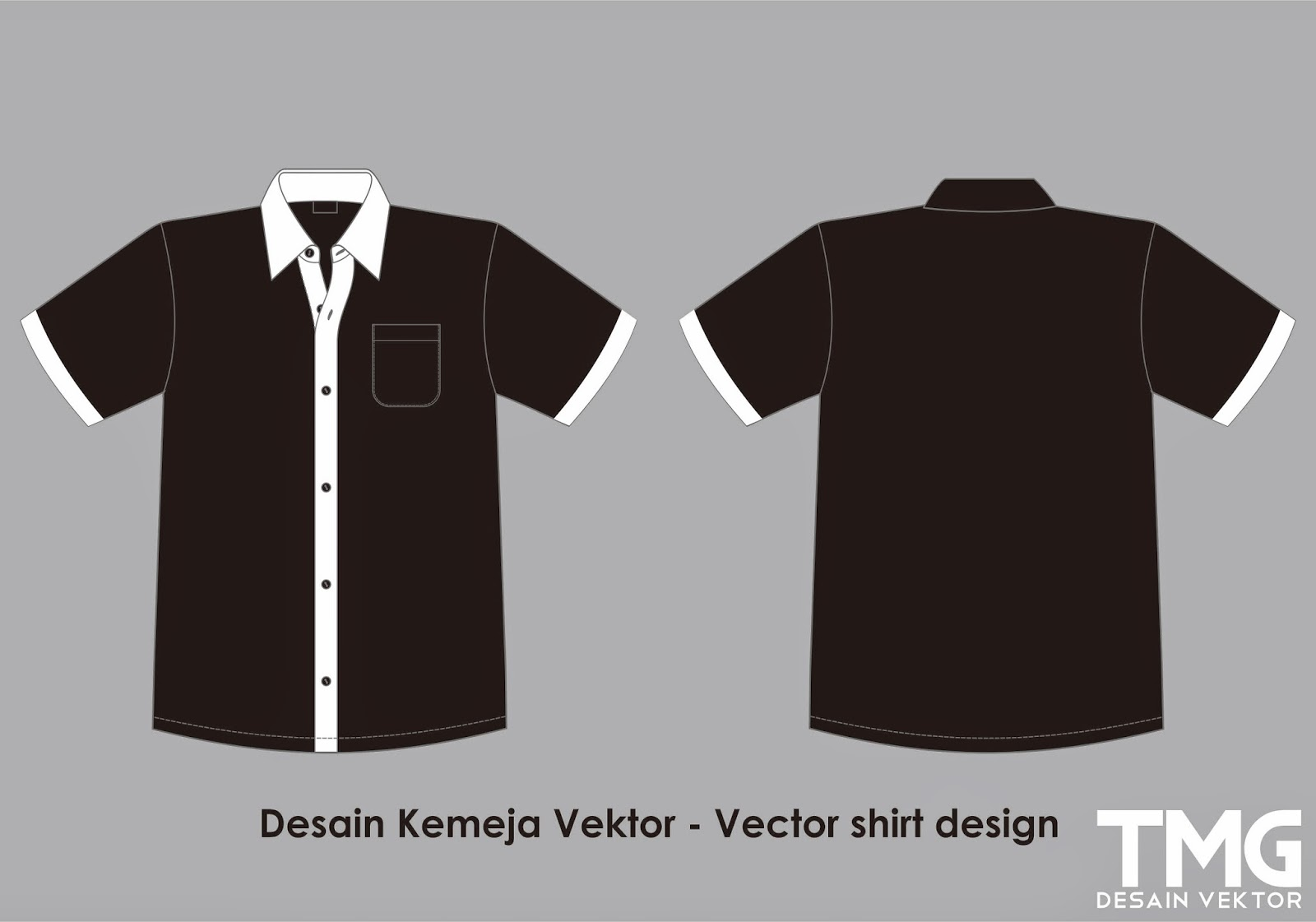 Design Baju Vektor Desain T Shirt Photoshop Joy Studio