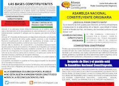 Baja e imprime el Diptico de la ANC