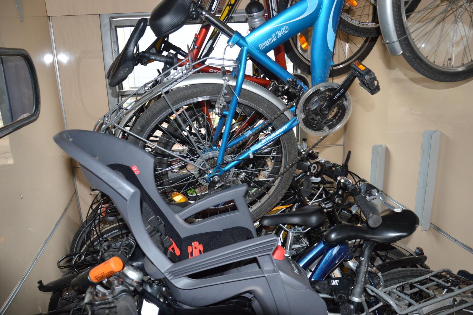 przewóz roweru pociągiem, jak przygotować rower do pociagu