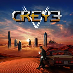 Creye, Creye (Frontiers Records October 12, 2018)
