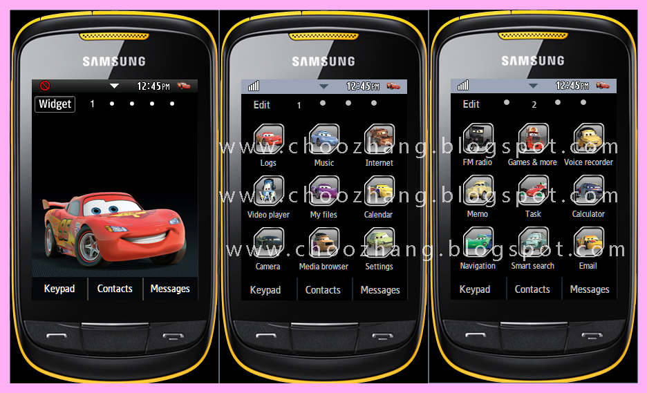 whatsapp for samsung corby gt-s3850 free download