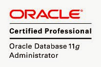 Oracle Certified DBA