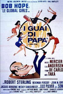 Italian film poster for A Global Affair