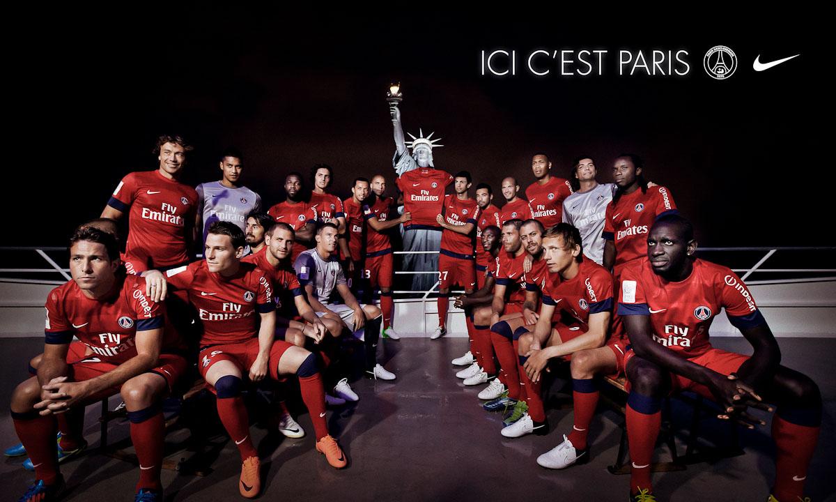 Paris Saint Germain PSG Wallpaper