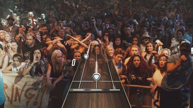 Llegarán nuevas canciones a Guitar Hero Live 1