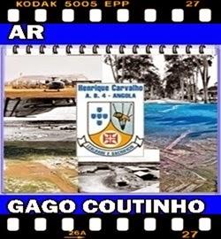 GAGO COUTINHO - AR