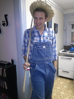 Huck Finn DIY Halloween Costume